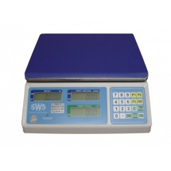 Cantar electronic SWS pmk 15/30 Kg.