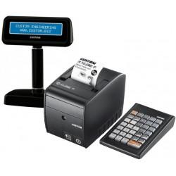 Imprimanta fiscala Custom KUBE II xF