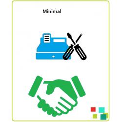 Abonament de service - MINIMAL