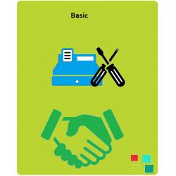 Abonament de service - BASIC
